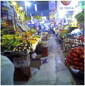 mercado comida