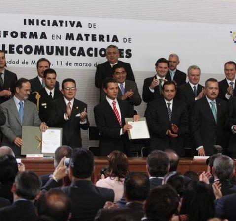 reforma telecom
