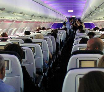 turistas avion