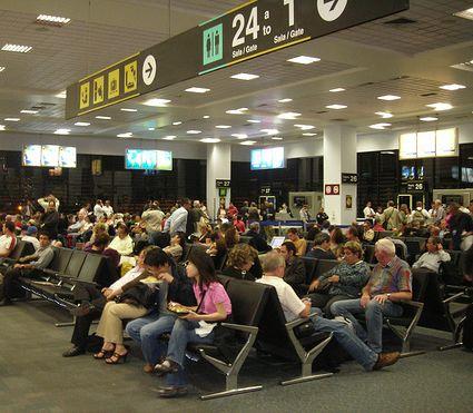 pasaje aeropuerto