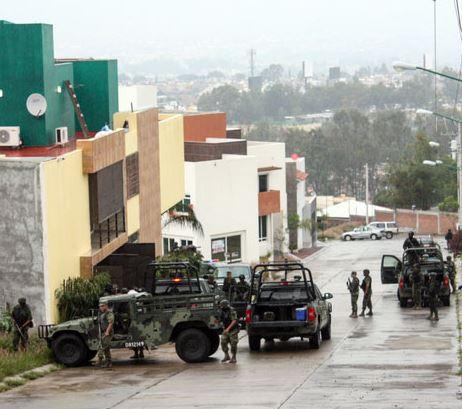 michoacan violencia
