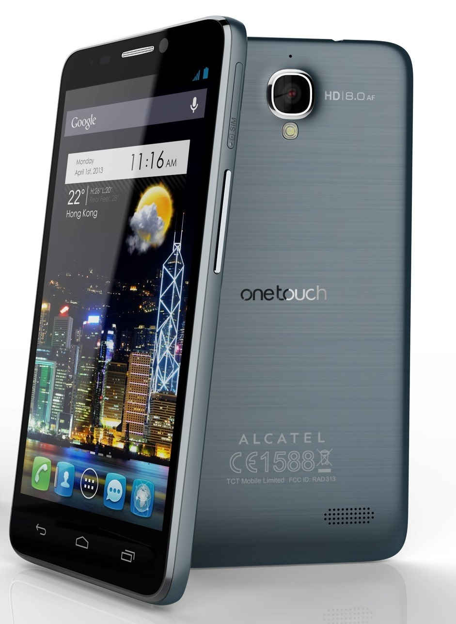 Alcatel-One-Touch-Idol-Front-Back