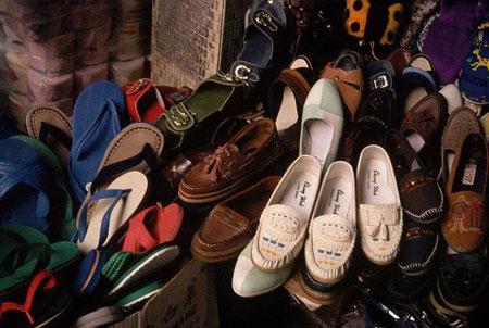 zapato chino
