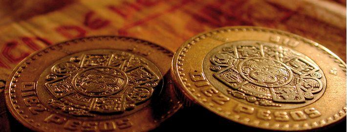 pesos mex slide