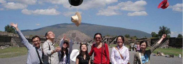 turismo chino slide