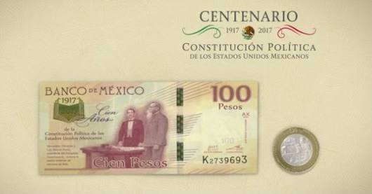 Moneda billete conmemorativo slide