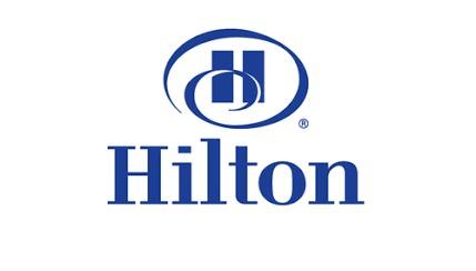 Logo Hilton slide