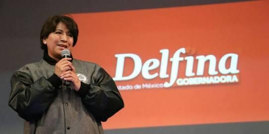 Delfina Gomez slide